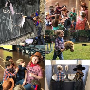 The Wild West comes to Bertrum House
