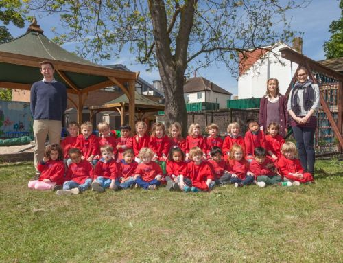 VIDEO: The end of a wonderful year at Bertrum House