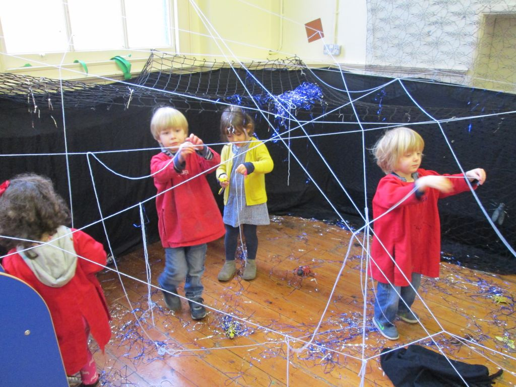 web weaving bertrum house nursery