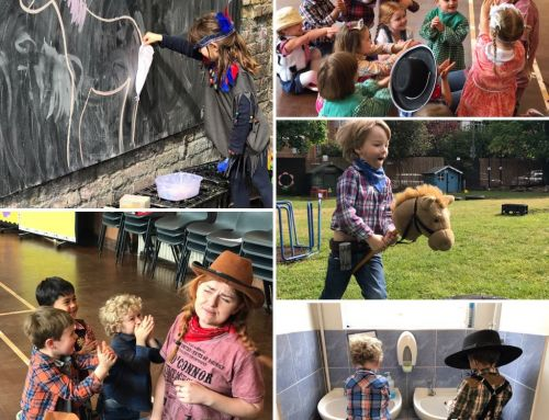 VIDEO: Wild West Buddy Day